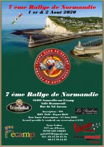 7ème Rallye de Normandie