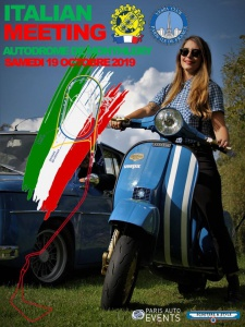 ITALIAN MEETING 2019 Vespa Club Paris IdF - Vespa Club France