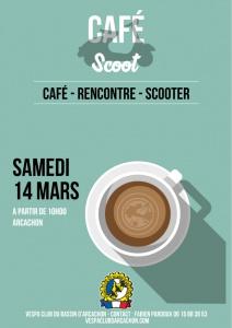 Café Scoot - VC du Bassin d'Arcachon
