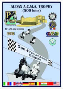 Audax A.C.M.A Trophy 2020